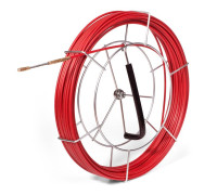 Протяжка-стеклопруток FGP-4.5/30MK (Fortisflex) красный