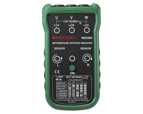 Индикатор чередования фаз MS5900 (Mastech)