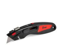 Нож строительный монтажный НСМ-12 (КВТ)