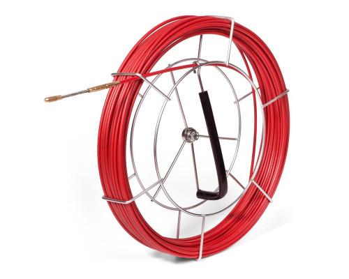 Протяжка-стеклопруток FGP-3.5/20MK (Fortisflex) красная