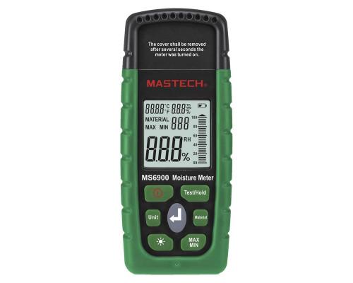 Цифровой измеритель влажности MS6900 (Mastech)