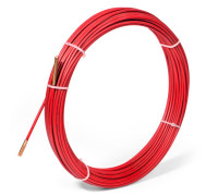Протяжка-стеклопруток FGP-4.5/50 (Fortisflex) красная