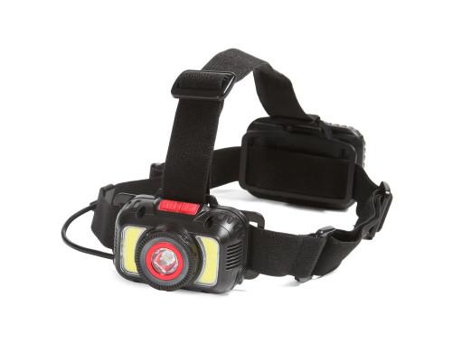 Фонарик налобный светодиодный HL-9026 (КВТ)