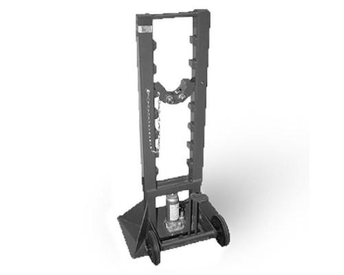 Домкрат кабельный ДК-10ГП (ЭМ)