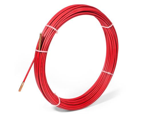 Протяжка-стеклопруток FGP-4.5/70 (Fortisflex) красная