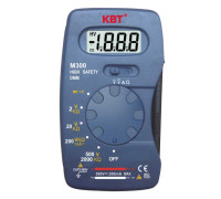 Мультиметр цифровой M300 (КВТ)