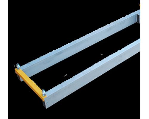Профиль для двойных виброреек ПБ4100404