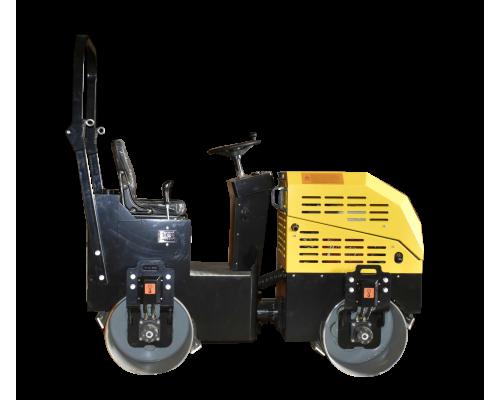 Виброкаток с сиденьем оператора VRDR-1000