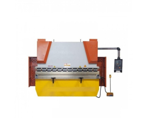 WC67K Гидравлический листогибочный пресс 100x2500, с ЧПУ ESTUN E21