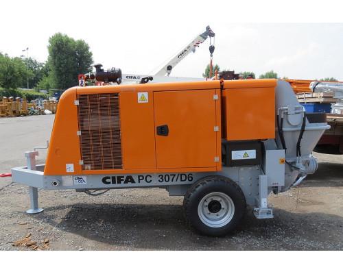 Стационарный бетононасос Cifa PC 307