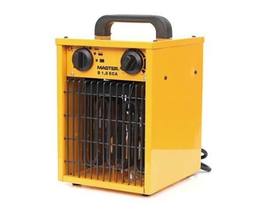 Электрический тепловентилятор Master B1.8 eca