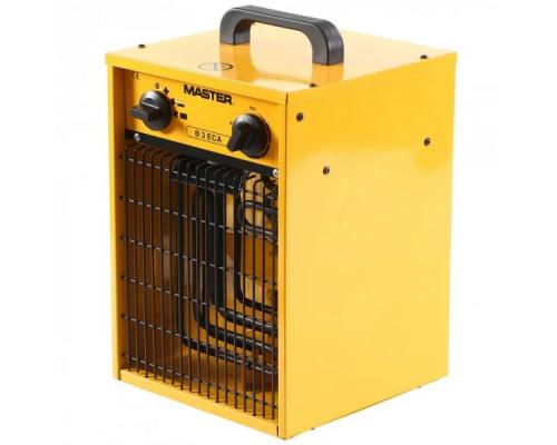 Электрический тепловентилятор MASTER B 3 ECA