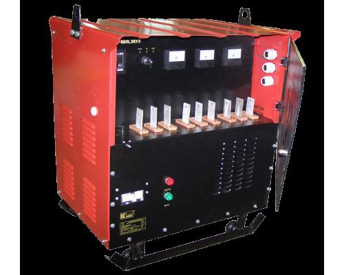 ТСДЗ-63А/0,38 Трансформатор для прогрева бетона (КаВик) (с автоматикой)
